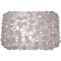 Inter-Design 60663 Large Textured Pebble Sink Mat
