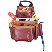 BAG TOOL&NAIL LEATHER HD 8PCKT
