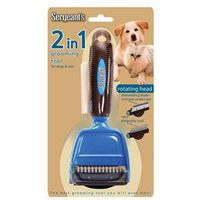 Sergeant 07252 2-in-1 Double Sided Grooming Tool