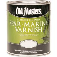 Old Masters 92401 Oil Based Spar Marine? Varnish