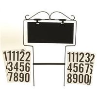 Hy-Ko 500-GF Lawn Marker House Number Kit