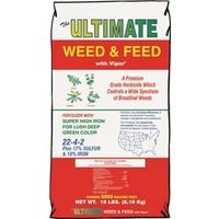 FERTILIZER LAWN W/FEED 22-4-2
