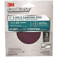 SandBlaster 9421ES Sanding Disc