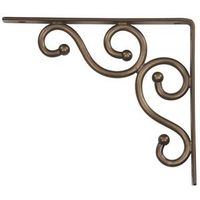 Stanley 250592 Decorative Traditional Shelf Bracket