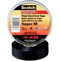 Scotch Super 88+ SUPER88-3/4X66 Low Voltage Electrical Tape