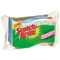 Scotch-Brite SB-LD2 Light Duty Large Scrub Sponge