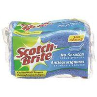 Scotch-Brite MP-3-12-CA Non-Scratch Scrub Sponge