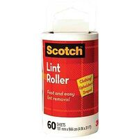 Scotch-Brite 836RP60-CN Lint Removal Roller Refill