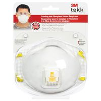Tekk Protection 8511HA1-A-C Valved Respirator