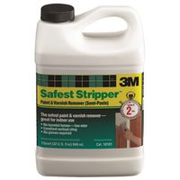 3M 10101NA Safest Stripper Paint/Varnish Remover