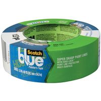 3M 2093EL-1.5NF Scotch-Blue Masking Tape