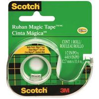 3M 104NA Scotch - Magic Transparent Tape