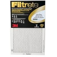 Filtrete Elite EA00DC-6C Electrostatic Allergen Reduction Filter