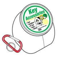 Hy-Ko KT127 Large Key Ring C-Clip