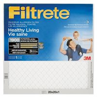 Filtrete MA02DC-6-C Electrostatic Maximum Allergen Reduction Filter
