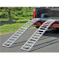 Cequent Highland 1123100 Arched Center-Fold Ramp