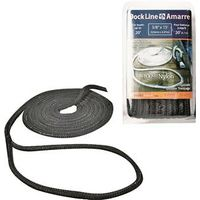 Multinautic 34901 Double Braided Dock Line With Pre-Spliced