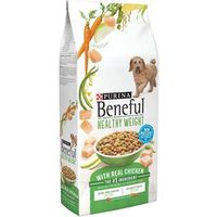 Purina Beneful 1780013467 Reduced Calorie Healthy Weight Dog Food