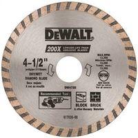 Dewalt DW4725 Circular Saw Blade