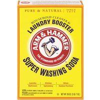 Arm & Hammer 03020 All Natural Super Washing Soda
