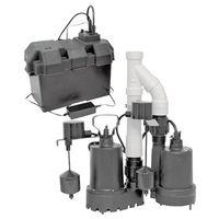 Superior Pump 92941 Pre-Assembled Battery Back Up Kit