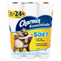 TISSUE BATH CHARMIN SOFT 4 PK
