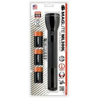 FLASHLIGHT LED W/3D BATT 625L