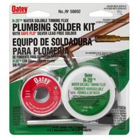 Safe-Flo 50692 Wire Solder Kit
