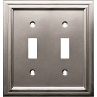 AmerTac Continental 94TTN Rectangular Wall Plate