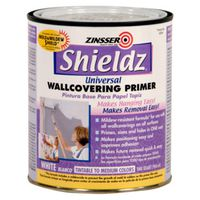 PRIMER WALLCOVERING WHITE 1QT