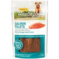 TREAT SALMON FILLET 3.5OZ