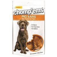 TREAT CHEWS PIG EAR 5PK