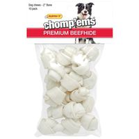 "RAWHIDE BONE MINI 2"" 10CT"