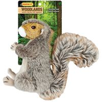 TOY PLUSH SQUIRREL LARGE