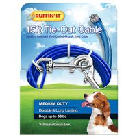 TIE-OUT CABLE 920LB 15FT