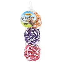 KIT 18213 TOY PET ROPE-BALL TO