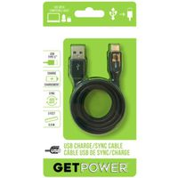 CABLE USB TYPE-C CHRG/SYNC 3FT