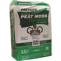 BALE MOSS PEAT SPGM 2.2 CUFT