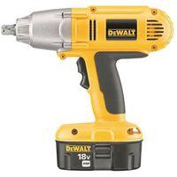 Dewalt DW059K-2 Cordless Impact Wrench Kit