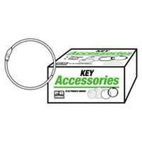 Hy-Ko KB119 Hinged Binder Key Ring