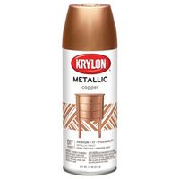 SPRAY PAINT MTALIC COPPER 12OZ