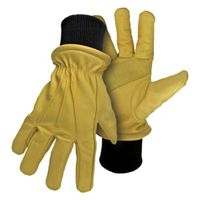 GLOVES DRIVER COW LEATHER L