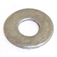 WASHER FLAT 3/8IN HDG 5LB/PK