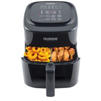 FRYER AIR DIGITAL BRIO BLK 6QT