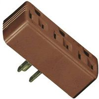 Cooper 1147B-BOX Outlet Adapter