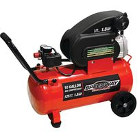 North American Tool 52956 Speedway Air Compressors