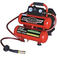 North American Tool 52024 Speedway Air Compr