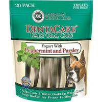 TREAT DOG PEPPERMNT/YOGRT 20CT