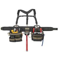 CLC 6714 5-Piece Rig Tool Belt Lift System