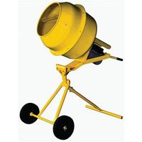 CEMENT MIXER 5.0 CUBIC FT